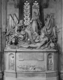 Guildhall;Monument to Horatio, Viscount Nelson