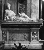 Santissima Annunziata;Church;Tomb of Bishop Angelo Marzi-Medici