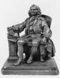 Statuette of Captain Coram