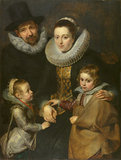 Family of Jan Brueghel the Elder