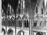 Lincoln Cathedral;Cathedral Church ;St Hugh's Choir