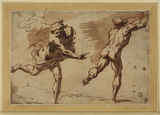 Studies of men running