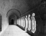 Abbey of Senanque;Cloister