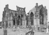 Melrose Abbey;Abbey Church