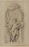 Design for a monument to Garrick