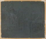 Study for the 'Death of Major Pierson' (Tate Gallery)
