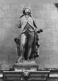 Palais du Louvre;Statue of Gretry