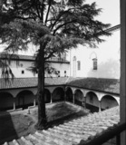 Convent of St Mark;Cloister of St Antonino
