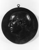 Medallion of Sir Thomas Lawrence