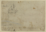 Studies of ships (verso)
