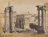 Roman Forum;Temple of Concord