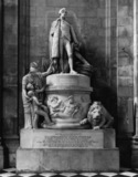 St Paul's Cathedral;Monument to Horatio, Viscount Nelson