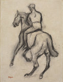 Man on horseback