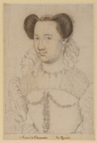 Portrait of Madame de Carnavalet (?)