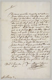 Letter from Sir Balthasar Gerbier to William Murrey dated 2 June 1640