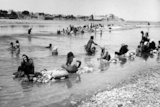 'Women washing in the Tigris, Mosul, Northern Iraq'