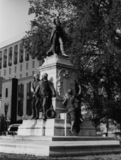 Monument to General Lafayette and his compatriots