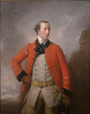 Portrait of Captain Sir William-Peer Williams, Bt., of the 16th Light Dragoons