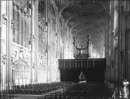 University of Cambridge, King's College;Chapel