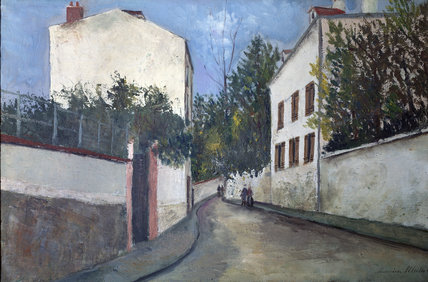Road at Sannois