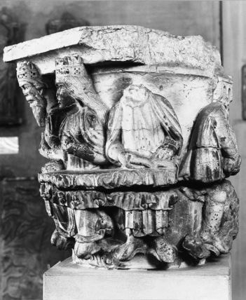 Capital, The Banquet of Herod