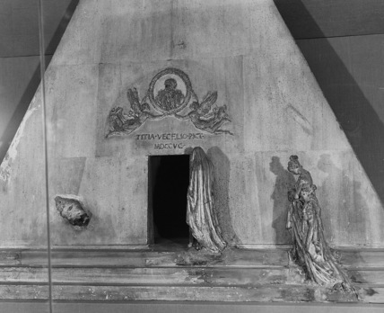 Model for the Monument to Titian