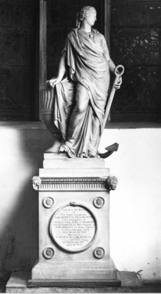 Monument to Lady Henrietta Williams Wynn