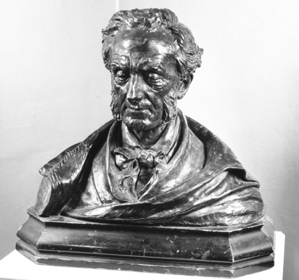 Bust of Anthony Ashley Cooper
