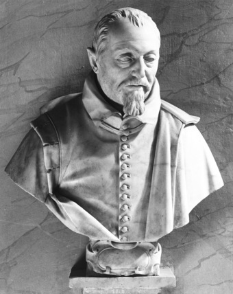 Bust of Antonio Capparelli