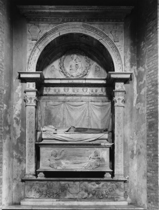 Tomb of Barbara Manfredi