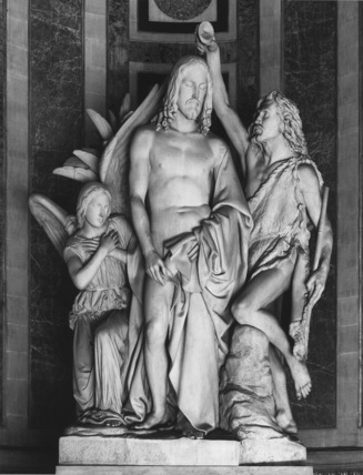 La Madeleine;Baptism of Christ