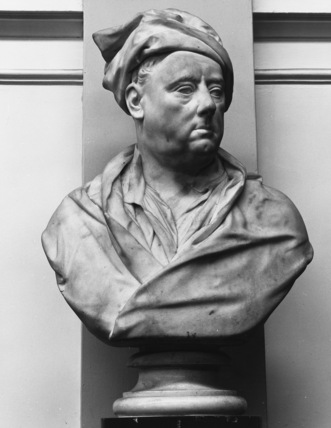 Bust of William Cheselden