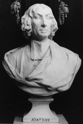 Bust of John Ray