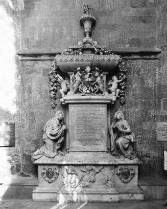 Monument to John Ferrens and Sir Humphrey Ferrens