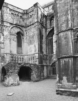 Canterbury Cathedral;Cathedral Church