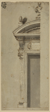Design for a door