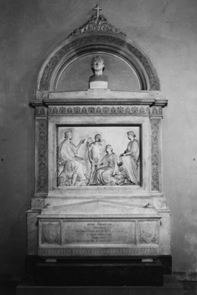 San Lorenzo;Church;Monument to Pietro Benvenuti