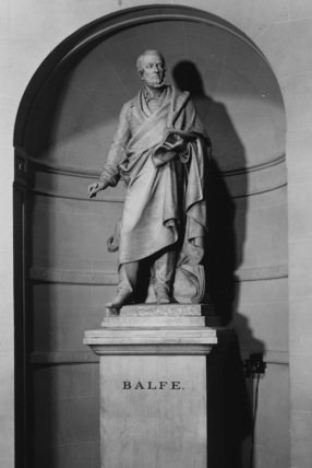 Statue of Michael William Balfe