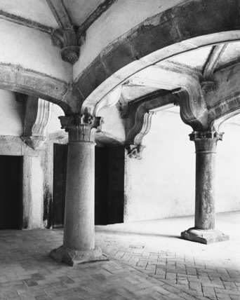 Covento  de Christo;Claustro da Santa Barbara