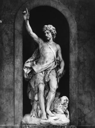 Statue of Saint John the Baptist