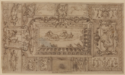 Design for a ceiling decoration