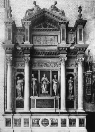 Church of SS Giovanni and Paolo;Monument to Doge Leonardo Loredan