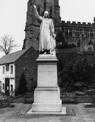 Monument to Richard Baxter