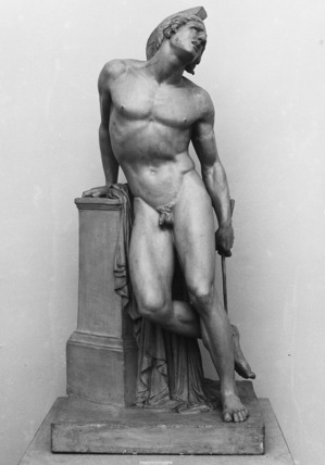 Statue of Wounded Achilles