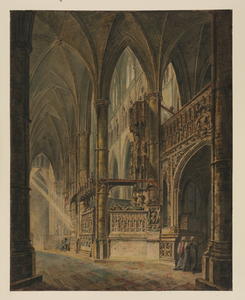 Westminster Abbey, Henry VII Chapel