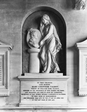 Monument to Mary, Countess Talbot