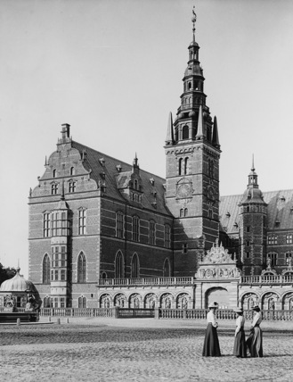 Frederiksborg Palace At The Courtauld Institute