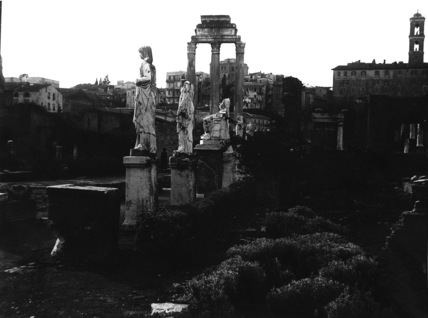 Roman Forum;House of the Vestals