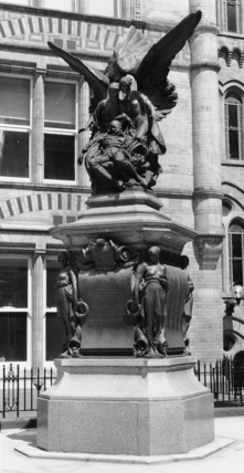 Prudential Assurance 1914-1918 War Memorial