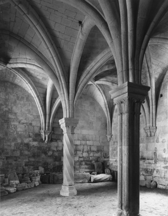 Abbey of Silvacane;Chapter House